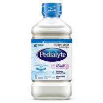 1 Liter Unflavored Pedialyte Liquid