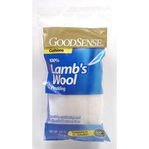 GoodSense Lamb's Wool Padding