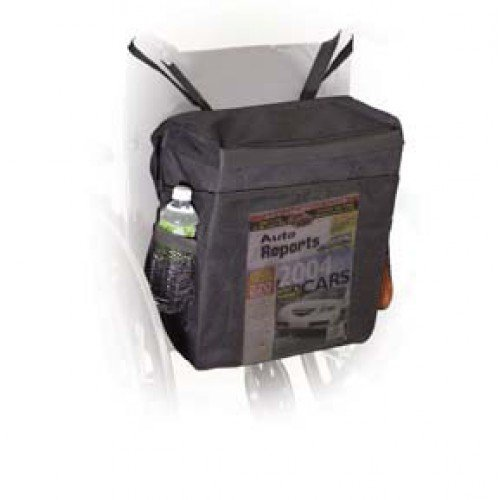 Wheelchair Bag Carry Pouch Accessory
