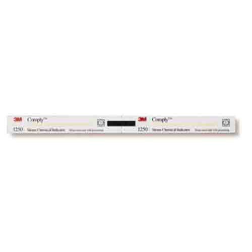 Comply Steam Sterilization Indication Strips