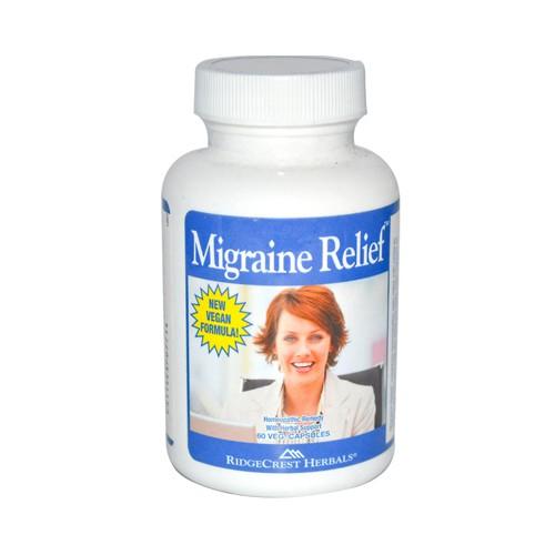 RidgeCrest Herbals Extra Strength Migraine Relief