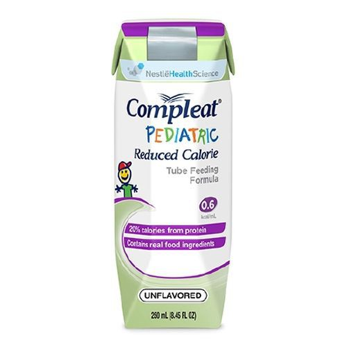Compleat Pediatric Tube Feeding Formula