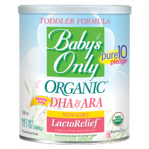 Baby's Only Organic LactoRelief Formula