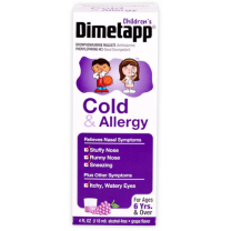 Children's Dimetapp Cold and Allergy Syrup 1 - 2.5 mg