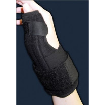 Left or Right Hand Thumb Splint with Terry Liner