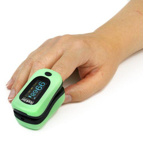 Wave Pulse Oximeter
