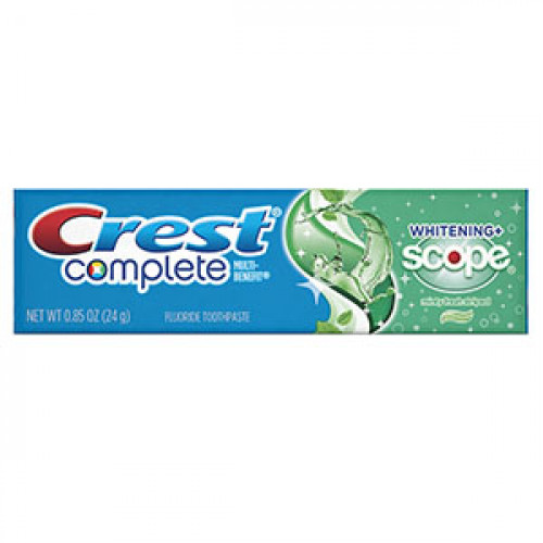 P&G Distributing Crest Complete Whitening + Scope Toothpaste