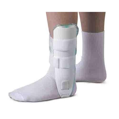Air and Foam Stirrup  Ankle Splint