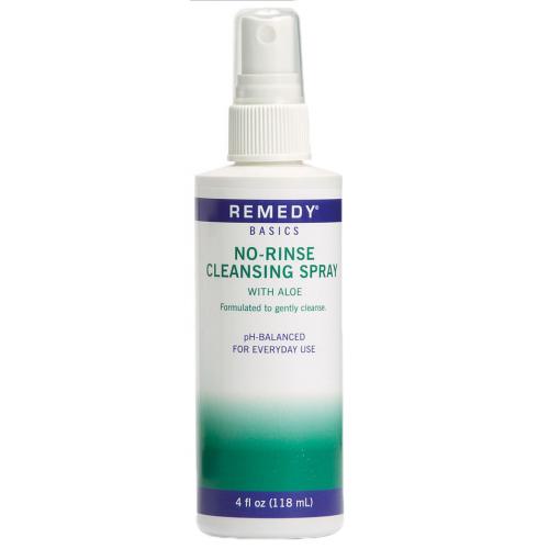 Remedy Basics No-Rinse Cleansing Spray