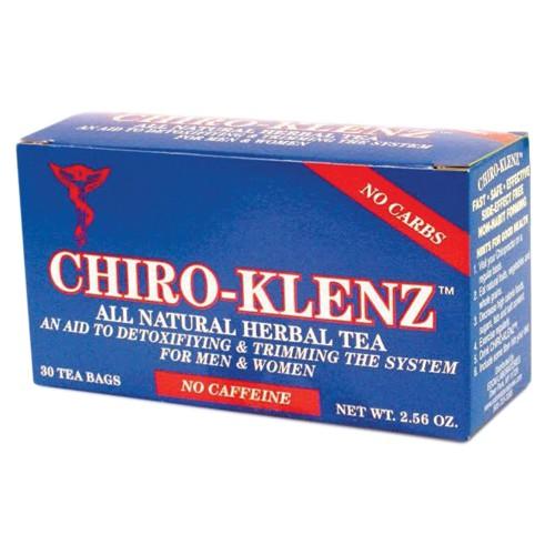Chiro-Klenz All Natural Tea