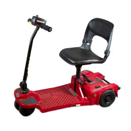 echo folding scooter bfd