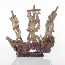 Decorative Mystery Pirate Ship