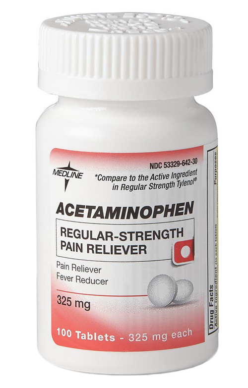 acetaminophen regular strength tablets ff1