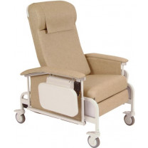 Drop Arm Care Cliner