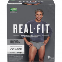 Depend Real Fit for Men Underwear