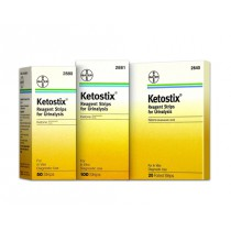 Ketostix Reagent Strips