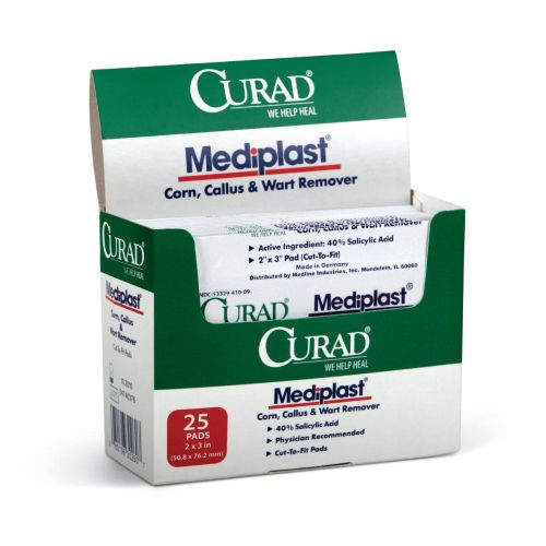 curad mediplast corn wart callus remover 36e