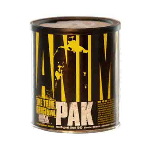 Animal Pak Muscle Building Supplement