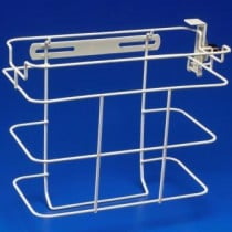 SharpSafety Wall Bracket for 2 Gallon Sharps Containers