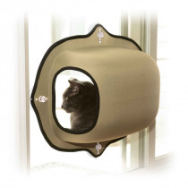 EZ Mount Window Pod Kitty Sill