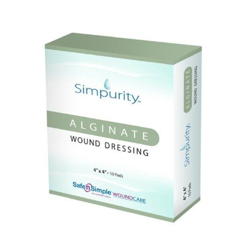 Simpurity Alginate Wound Dressing