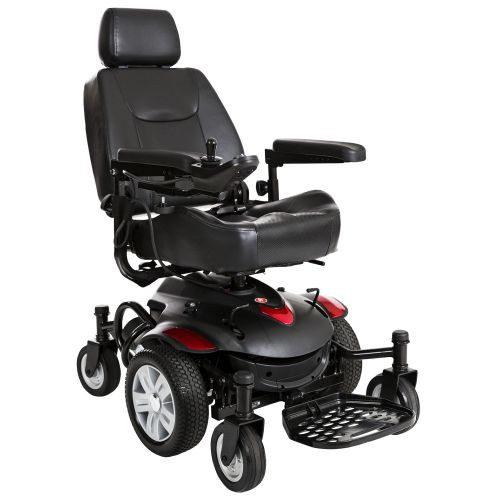 Titan AXS Mid-Wheel Drive Powerchair