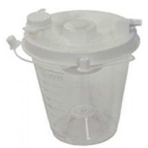 DeVilbiss 7305D-602 Replacement Collection Bottle 800cc for Vacu-Aide Suction