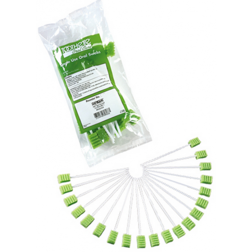 Sage Toothette Plus Swabs Oral Brush