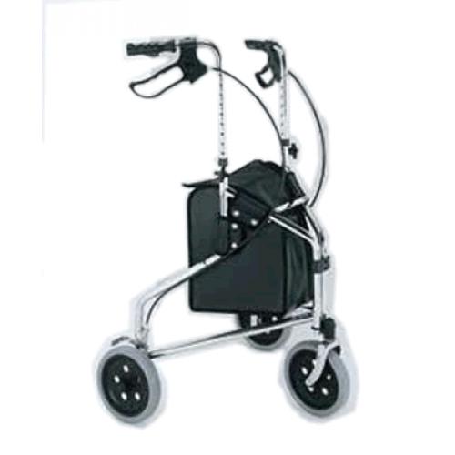 3 Wheel Aluminum Rollator