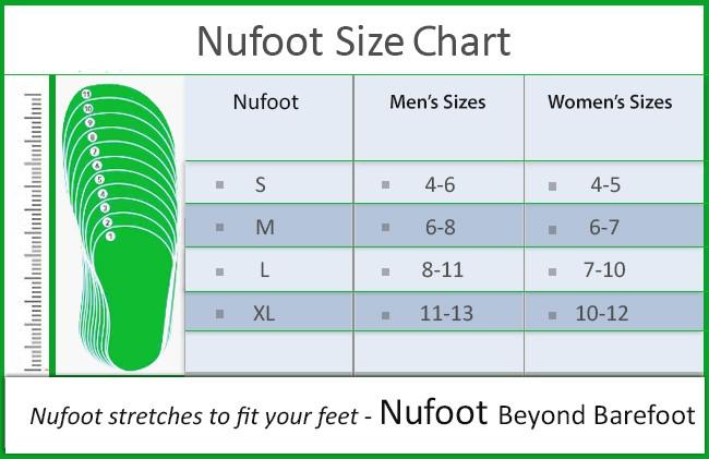 nufoot socks f44