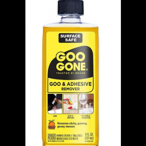 Goo Gone Original  Adhesive Remover Surface Safe Formula - 8 oz. Bottle