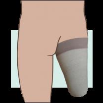 Juzo Silver Dynamic Above the Knee Stump Shrinker 30-40 mmHg