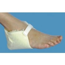 Essential Medical Supply Sheepette Synthetic Lambskin Heel Protector