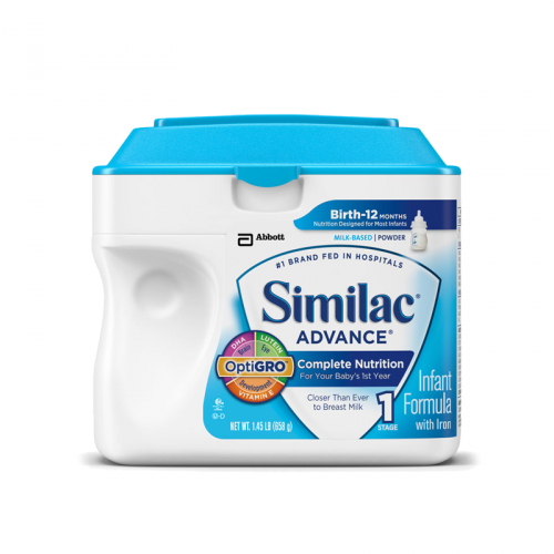 Similac Advance with Iron Infant Formula SimplePac