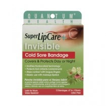 Quantum Research Lipcare Plus Invisible Cold Sore Bandage
