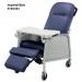 Imperial Blue Geri Chair Recliner