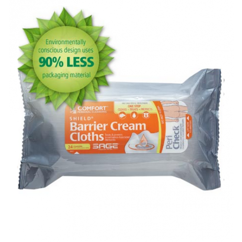 Shield Barrier Cream Cloths