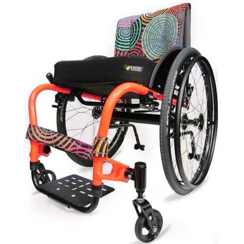 Colours Saber Wheelchair