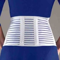 Cool-Lightweight Lumbar Sacral Support