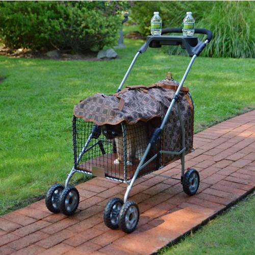 Kittywalk Royale Stroller