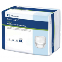 Sure Care SUPER Protective Underwear Maximum Absorbency