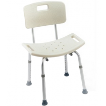 Careguard Shower Chair with Back