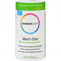 Rainbow Light Men's One Energy Multivitamin