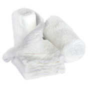 Bulkee II NON25855 Cotton Gauze Bandage 4.5 Inch x 4.1 Yards 6 Ply