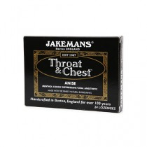 Jakemans Throat and Chest Lozenges