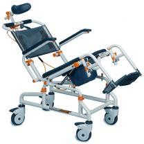 ShowerBuddy Roll-In Buddy Tilt Shower Transfer Chair