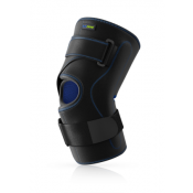 Actimove Knee Brace | Wrap Around/Polycentric Hinges/Condyle Pads