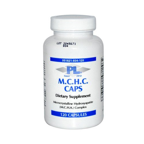 Progressive Laboratories MCHC Caps