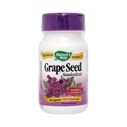 Nature's Way Grape Seed Standardized