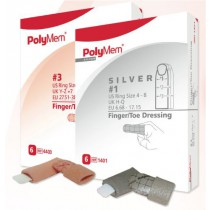PolyMem Finger/Toe Dressings